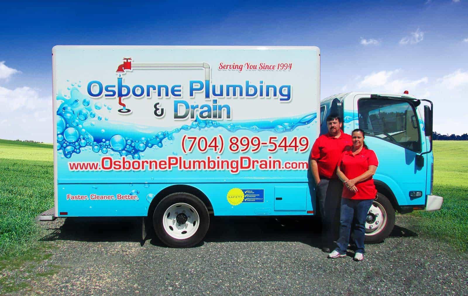 Osborne Plumbing Amp Drain In Charlotte Nc Expert